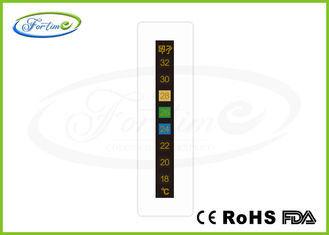 de boa qualidade Tira do termômetro do LCD da mudança da cor de vendas