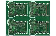 Placa de circuito feito sob encomenda Multilayer do PWB FR4 de Soldermask do verde de ENIG para o transformador para vendas